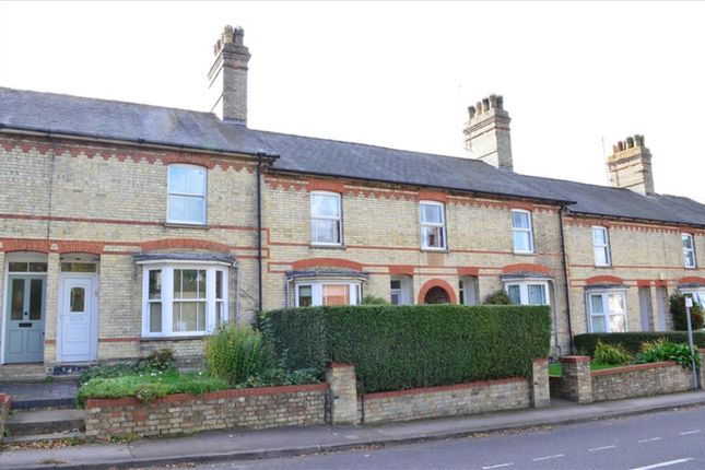 Thumbnail Terraced house for sale in Barkway Road, Royston