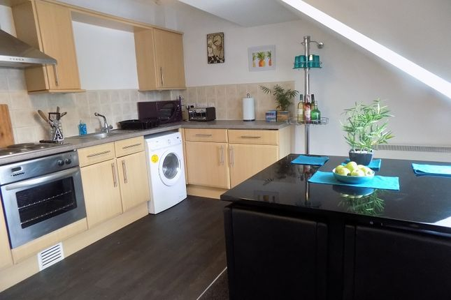 Thumbnail Flat to rent in Spinners Yard, Fisher Street, Carlisle