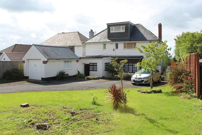 Thumbnail Detached house for sale in Higher Lane, Langland, Swansea
