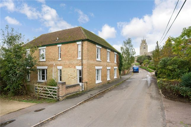 Thumbnail Detached house for sale in Station Road, Sutton, Ely, Cambs