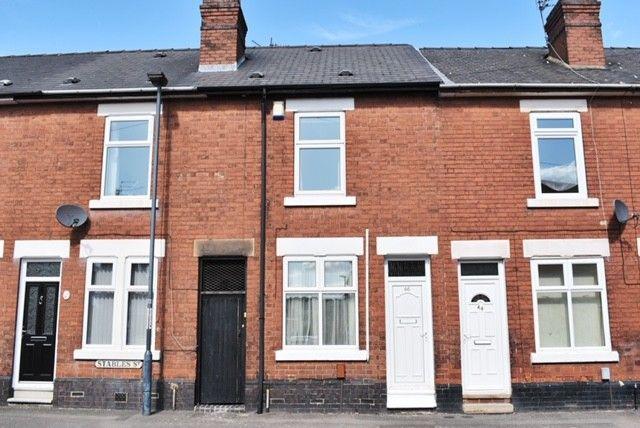 Stables Street, Derby DE22