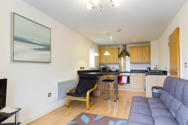 Thumbnail Property for sale in Britannia Apartments Phoebe Road, Pentrechwyth, Swansea