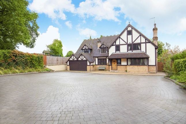 Thumbnail Detached house for sale in Watermill Lane, Hertford