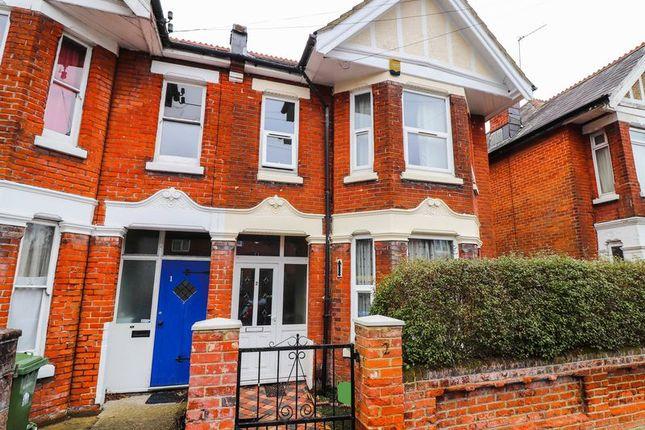 Thumbnail Semi-detached house to rent in Richmond Gardens, Southampton