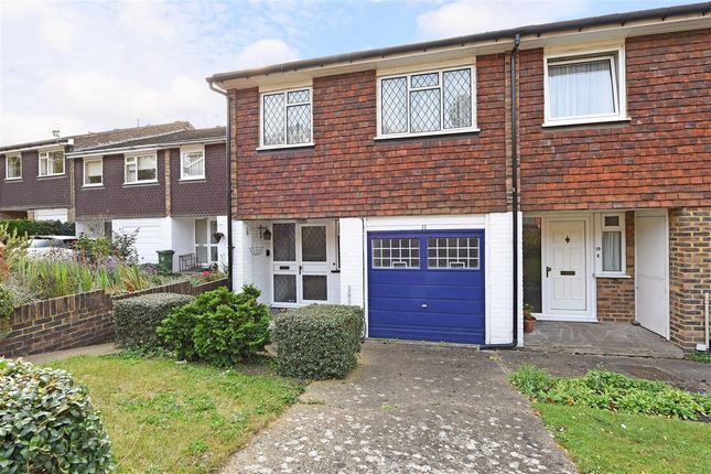 Thumbnail End terrace house for sale in Hillview, London