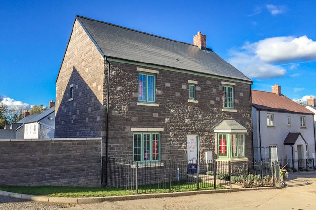 Thumbnail Detached house for sale in Mulberry Grove, St Fagans, Cardiff