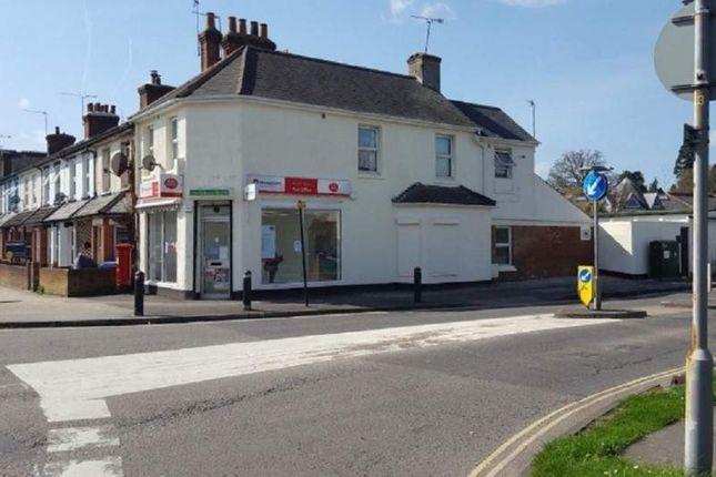 Thumbnail Commercial property for sale in 62A Redan Road, Aldershot