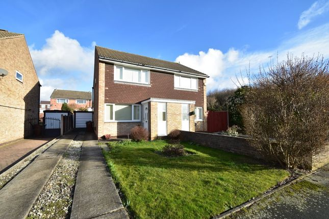 2 bed semi-detached house to rent in Athlone Rise, Garforth, Leeds LS25