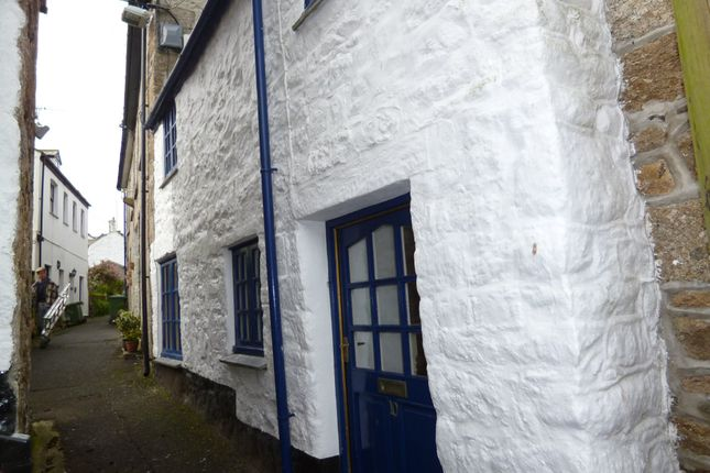 Thumbnail Terraced house for sale in Duck Street, Mousehole, Penzance