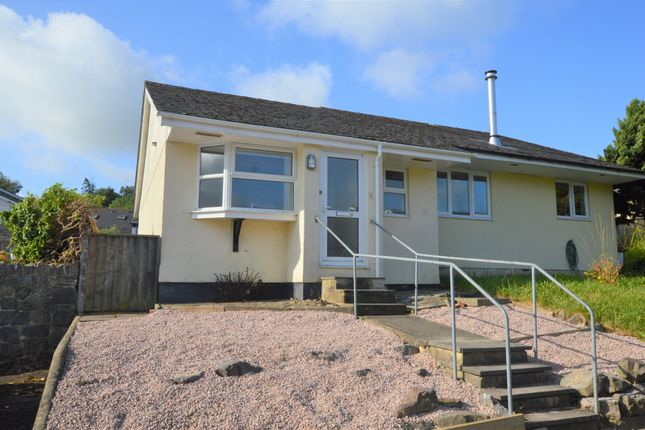 Thumbnail Semi-detached bungalow to rent in Brook View, Totnes