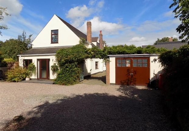 Thumbnail Detached house for sale in Park Lane, Bonehill, Tamworth