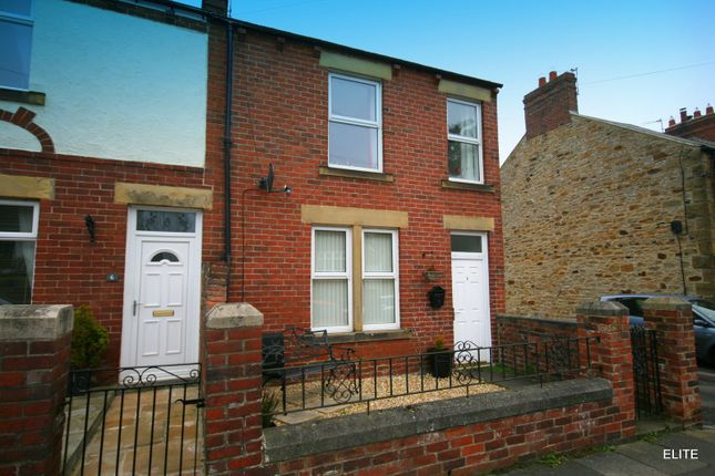 3 bed end terrace house to rent in Kitswell Road, Lanchester, Durham