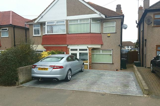Thumbnail Semi-detached house for sale in Hallford Way, Dartford, Kent