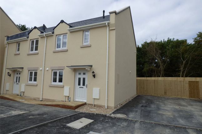 2 bed detached house to rent in Alm Place, Portland, Dorset DT5