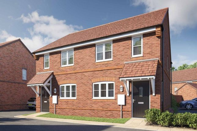 Thumbnail Semi-detached house for sale in Redbridge Lane, Nursling
