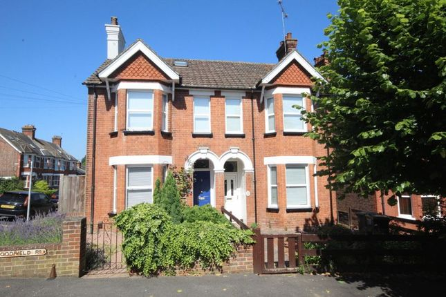 Thumbnail Semi-detached house for sale in Woodfield Road, Tonbridge