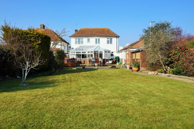 Thumbnail Detached house for sale in Littlehampton Road, Worthing