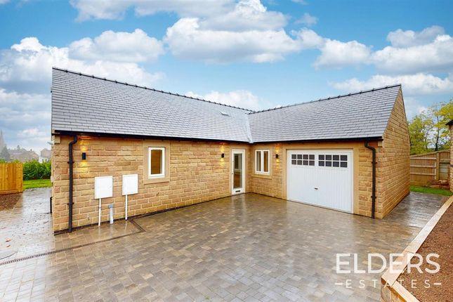 3 bed bungalow for sale in Town End, Crich, Matlock DE4