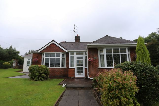 Thumbnail Bungalow for sale in Trentham Road, Blurton