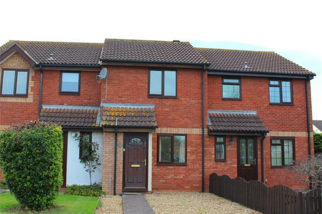 Thumbnail Terraced house to rent in Redlake Drive, Taunton