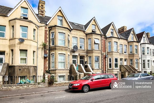 Thumbnail Flat for sale in Ferry Road, Grangetown, Cardiff