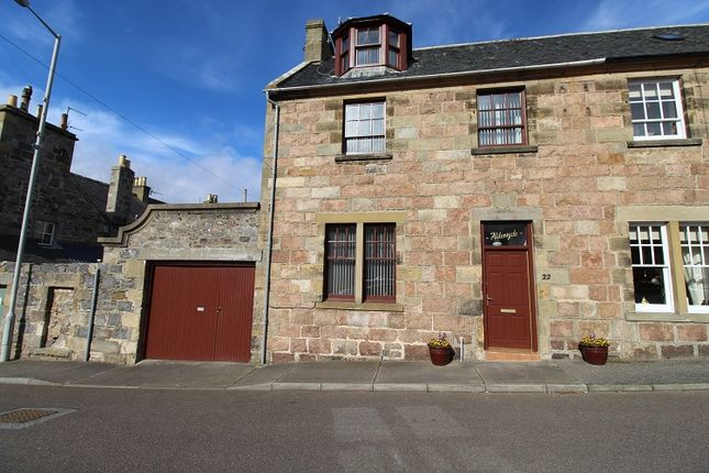 Thumbnail Semi-detached house for sale in Aldersyde, 22 The Square, Cullen