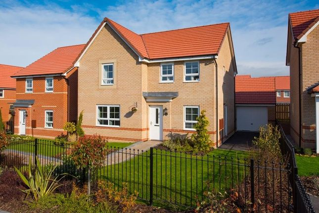 "Thumbnail Detached house for sale in ""Radleigh"" at Carter Knowle Road, Bannerdale, Sheffield"