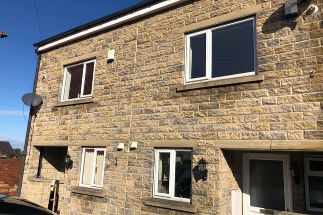 Thumbnail Terraced house to rent in Trinity Mews, Cranbrook Street, Barnsley, South Yorkshire