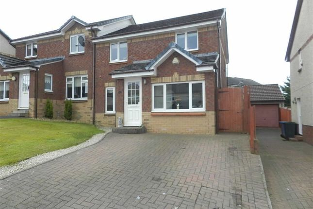 Thumbnail Semi-detached house for sale in Drumview Gardens, Bo'ness