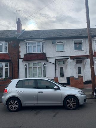 Thumbnail Terraced house for sale in Stoneleigh Road, Perry Barr