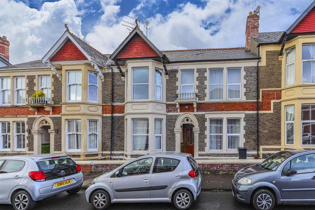 Thumbnail Semi-detached house for sale in Arabella Street, Roath, Cardiff