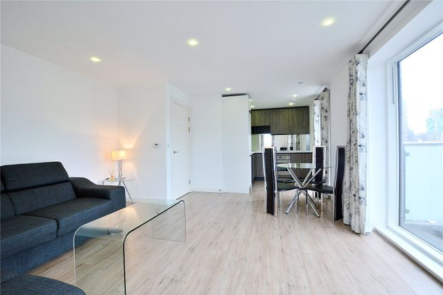 Thumbnail Flat to rent in Hester House, London