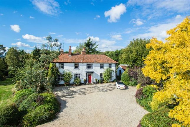 Thumbnail Detached house for sale in Stanstead Road, Stanstead Abbotts, Hertfordshire