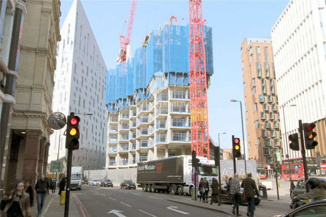 Thumbnail Property for sale in The Atlas Building, City Road, London