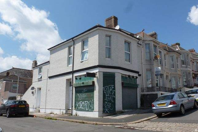 Thumbnail Flat for sale in Rosebery Road, Plymouth