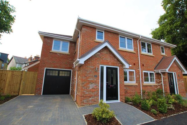 Thumbnail Semi-detached house to rent in Catena Rise, Lightwater