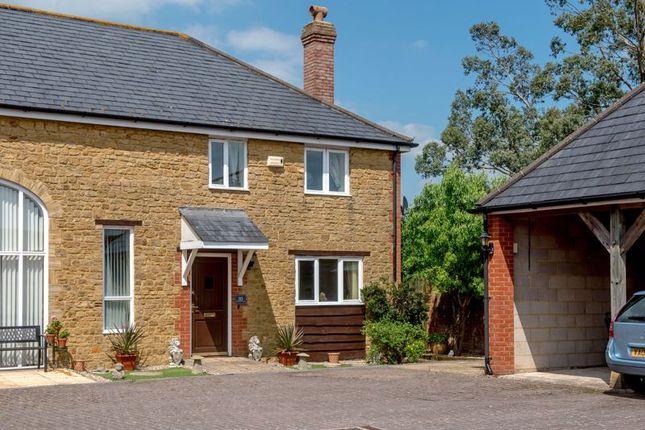 Thumbnail End terrace house for sale in Manor Farm Gate, West Stour, Gillingham