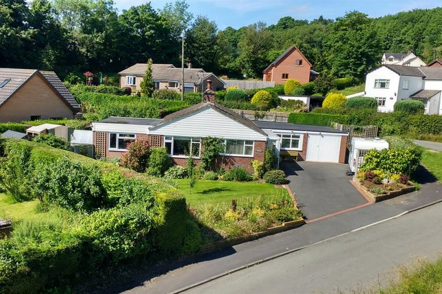 Thumbnail Detached bungalow for sale in Tregarthen Lane, Pant, Oswestry