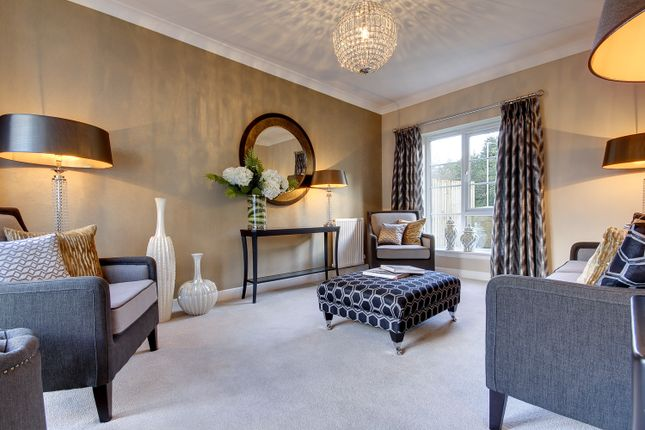 "Thumbnail Detached house for sale in ""The Lauder"" at Perceton, Irvine"