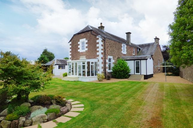 Thumbnail Detached house for sale in Balmoral Road, Rattray, Blairgowrie, Perthshire