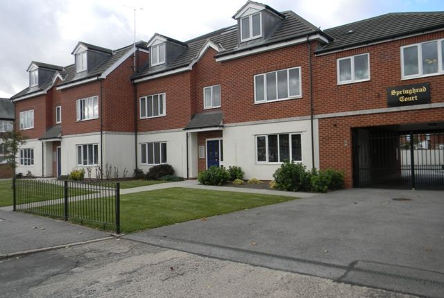 Thumbnail Flat to rent in Springhead Court, 792 Hotham Road South, Willerby High Road, Hull, East Yorkshire