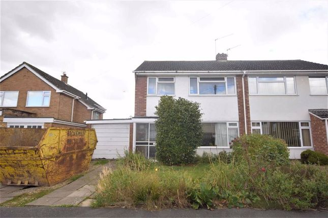 3 bed semi-detached house for sale in Riverview Close, St Johns, Worcester WR2