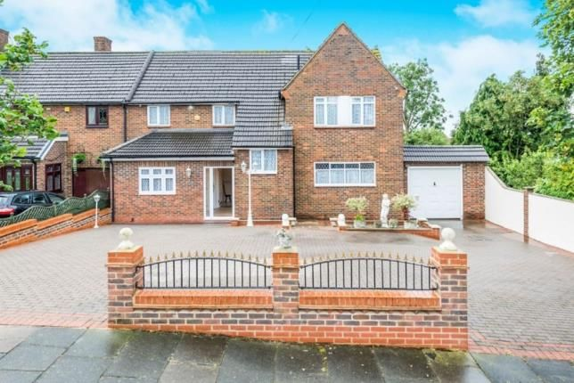 Thumbnail Semi-detached house for sale in Harold Hill, Romford, United Kingdom