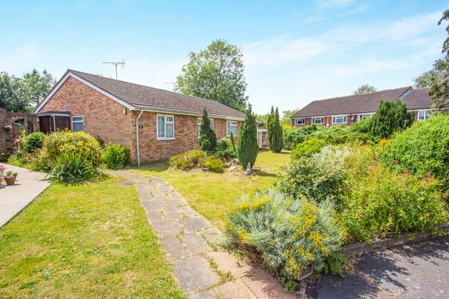 Thumbnail Semi-detached bungalow for sale in Milner Close, Watford