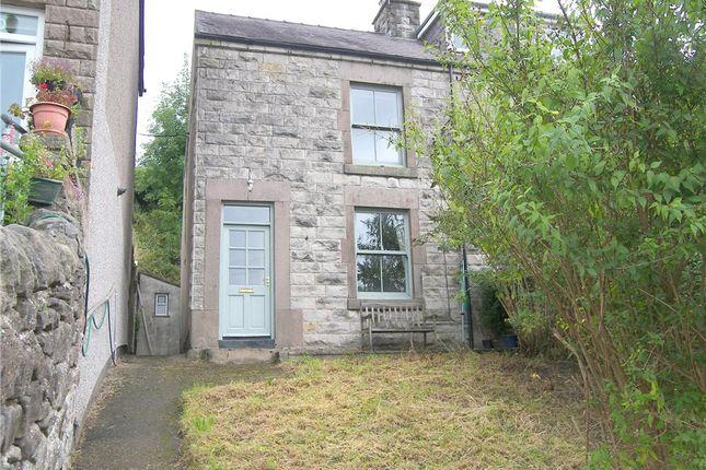 Thumbnail Semi-detached house to rent in Nan Gells Hill, Bolehill, Matlock