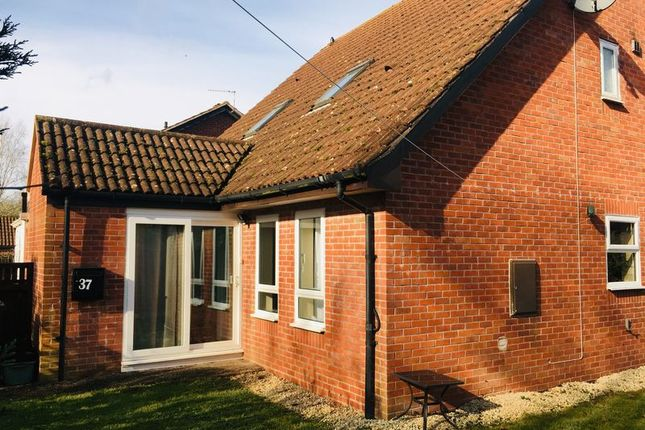 Thumbnail End terrace house for sale in Bluebell Close, Taunton
