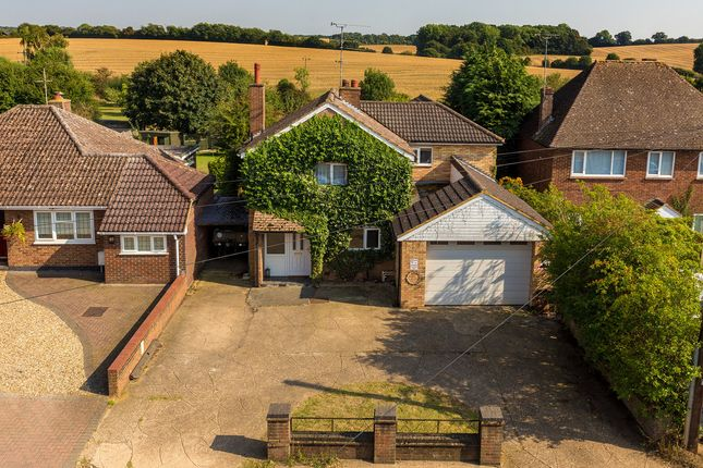 Thumbnail Detached house for sale in High Street, Walkern, Hertfordshire