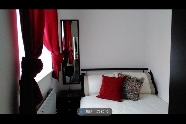 Bedroom of Mill Street, Ilkeston DE7