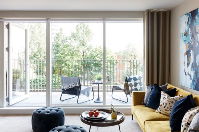 Flat for sale in Belsize Road, South Hampstead