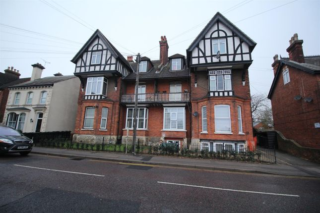 Thumbnail Flat for sale in Canterbury Road, Ashford